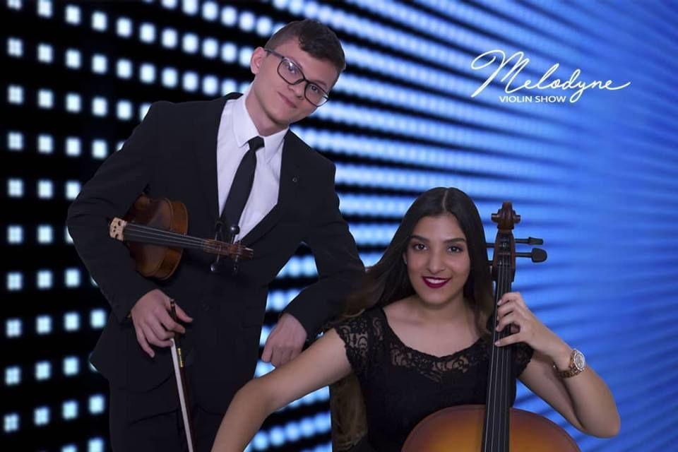 Melodyne Violín Show