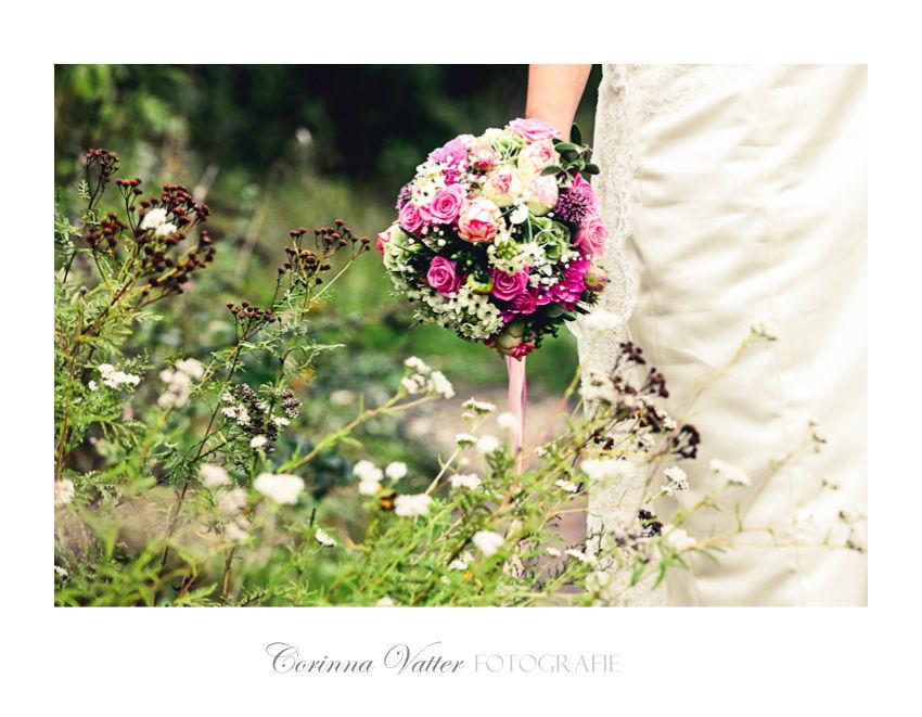 Brautstrauss-Hochzeitsfoto  Corinna Vatter wedding photography