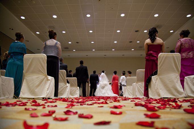 ¡Celebra tu boda civil en Centro Citibanamex!