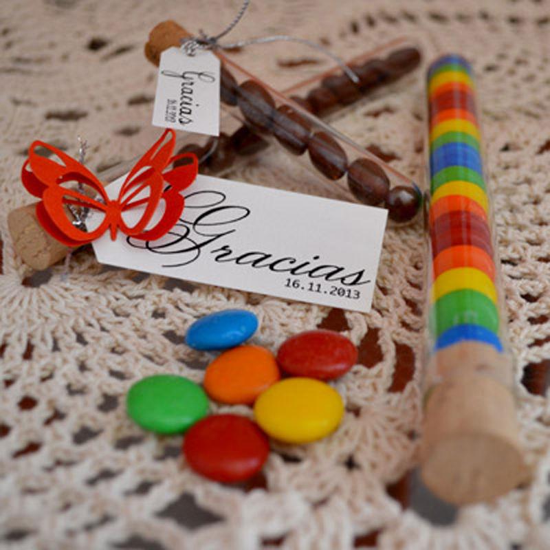 Souvenir - Frasco con dulce