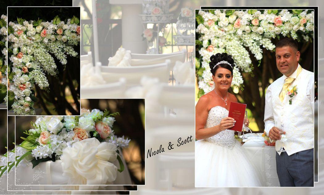 Официальные свадьбы в Турции