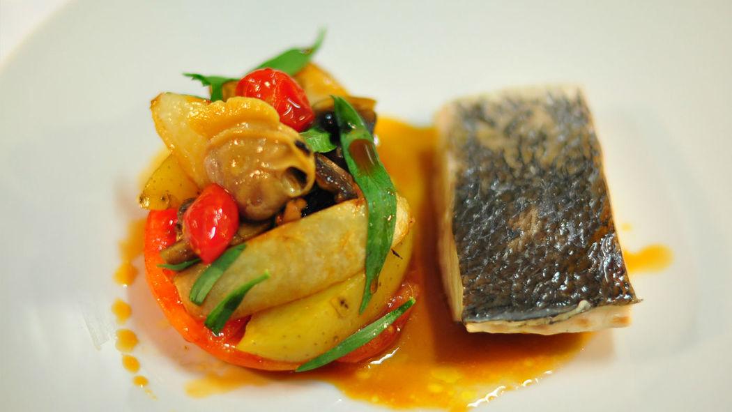 Une cuisine méditerranéenne à l'inspiration gastronomique
