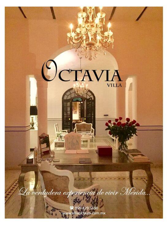 Villa Octavia Hotel Boutique