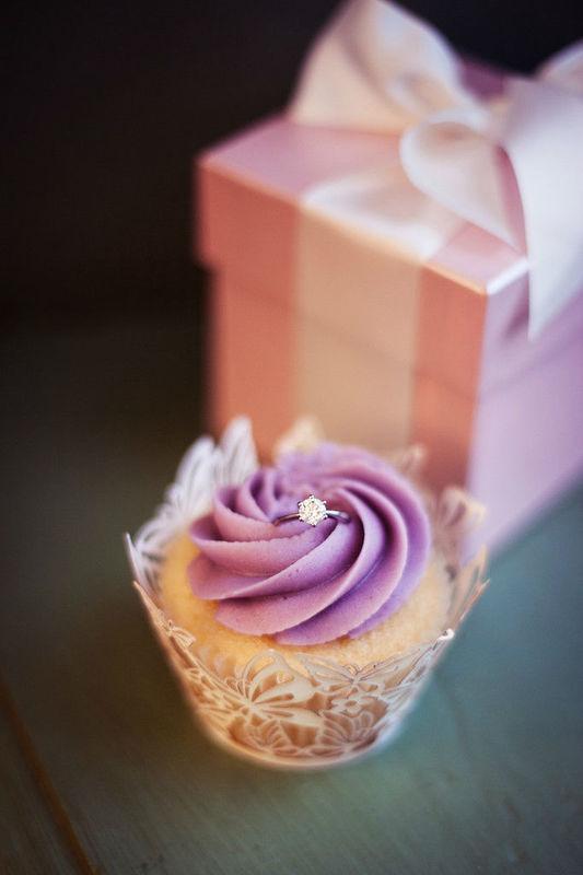 Beispiel: Candy-Bar zur Hochzeit, Foto: Cupcake Affair.