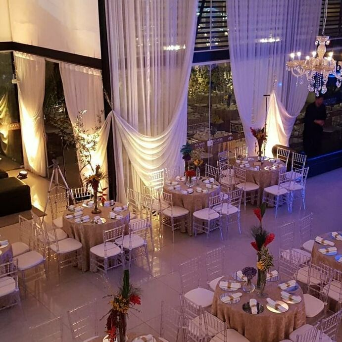 Glass Palace Festas e Eventos
