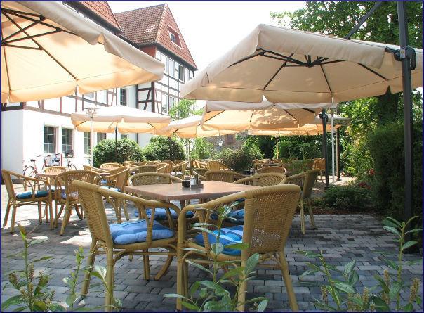 Beispiel: Terrasse, Foto: Hotel Elbrivera Alt Prester.