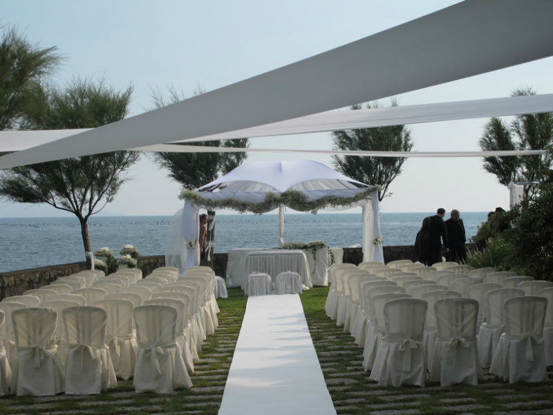 Villa Guarracino Matrimonio