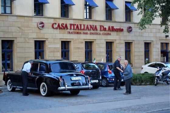 Beispiel: Strassenansicht, Foto: Casa Italiana Da Alberto.