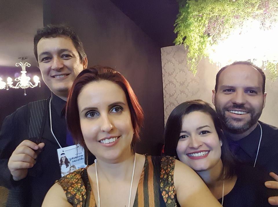 Equipe de Cerimonialistas de Giordanna Meirelles Cerimonial e Decoração