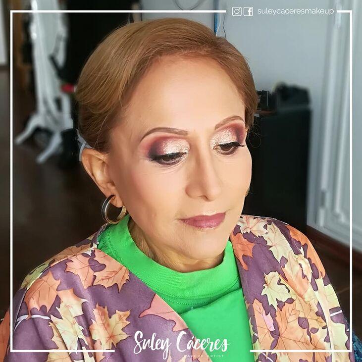 Suley Cáceres - Makeup