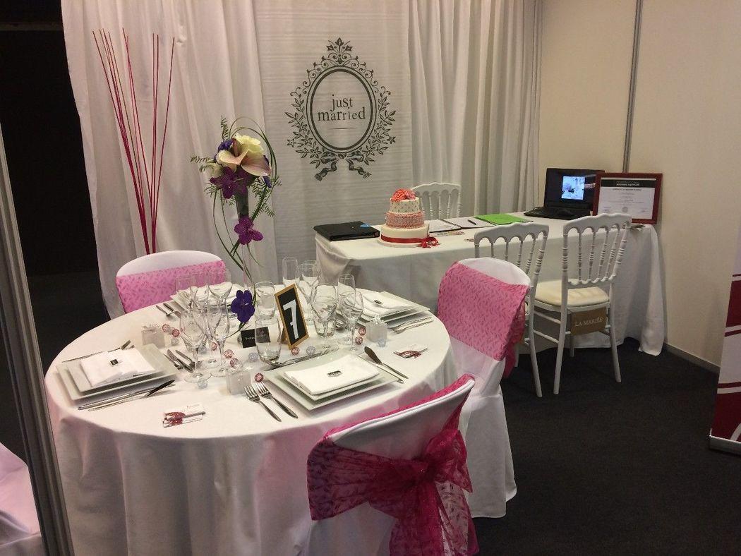 Salon du mariage de Quimper en novembre 2016