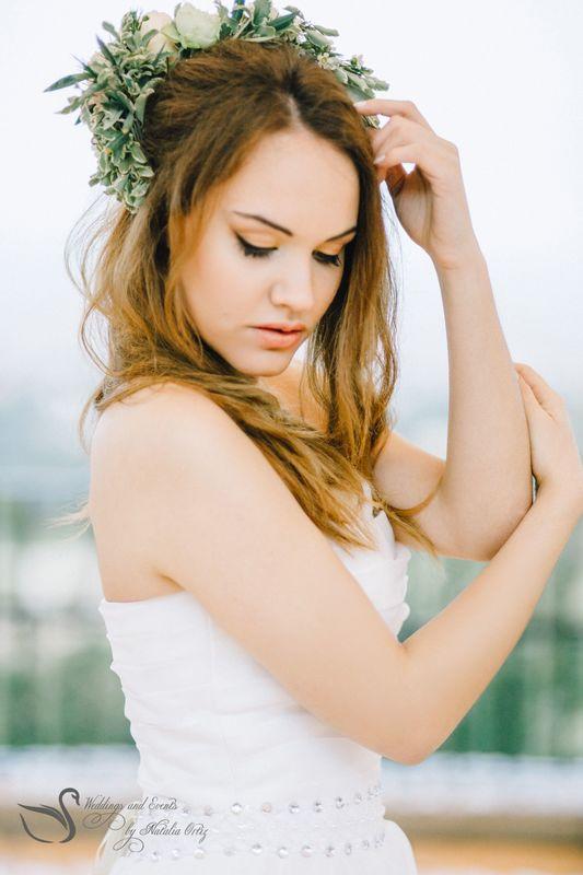 Natalia Ortiz - organizadora de bodas rusas