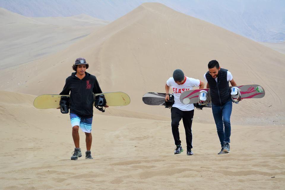 Munay Sandboard