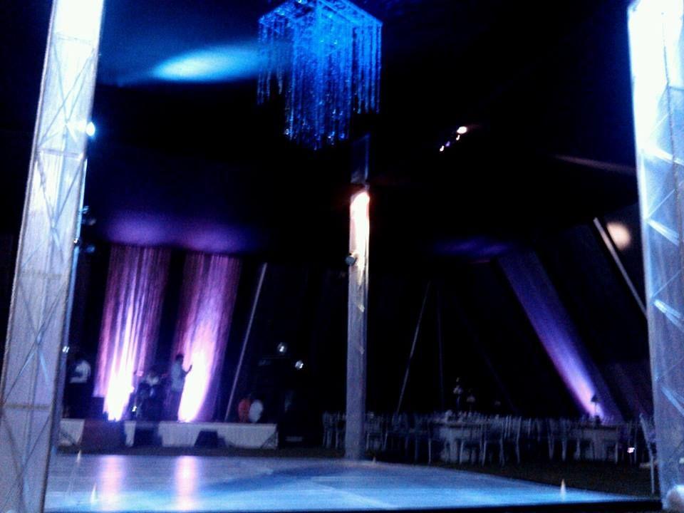 Centro de convenciones Los Incas