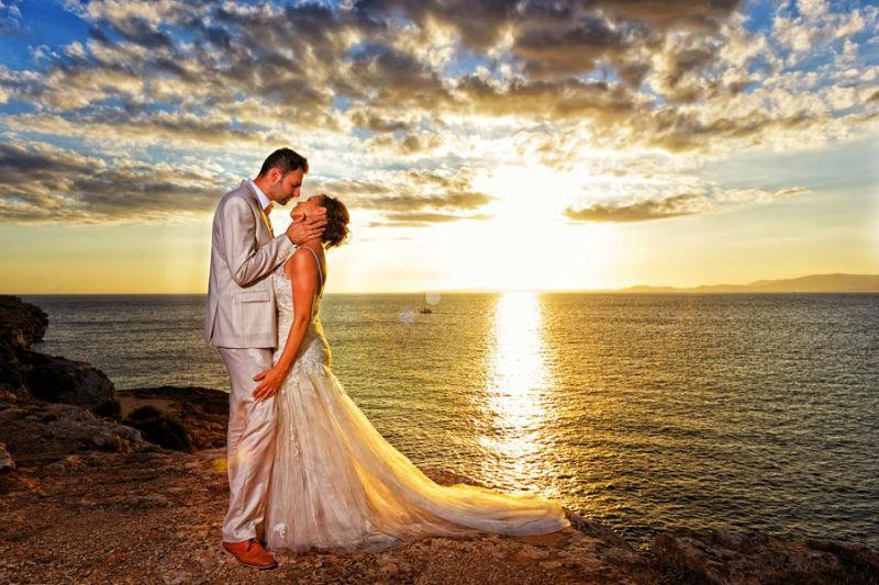 Beispiel: Fotokunst zur Hochzeit, Foto: Matthias Richter Photography.