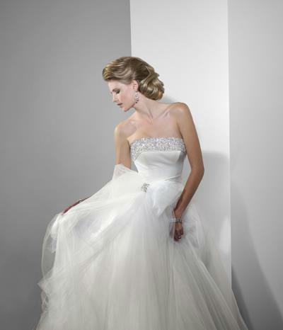 Beispiel: Brautkleider für jeden Geschmack, Foto: Traum Braut.