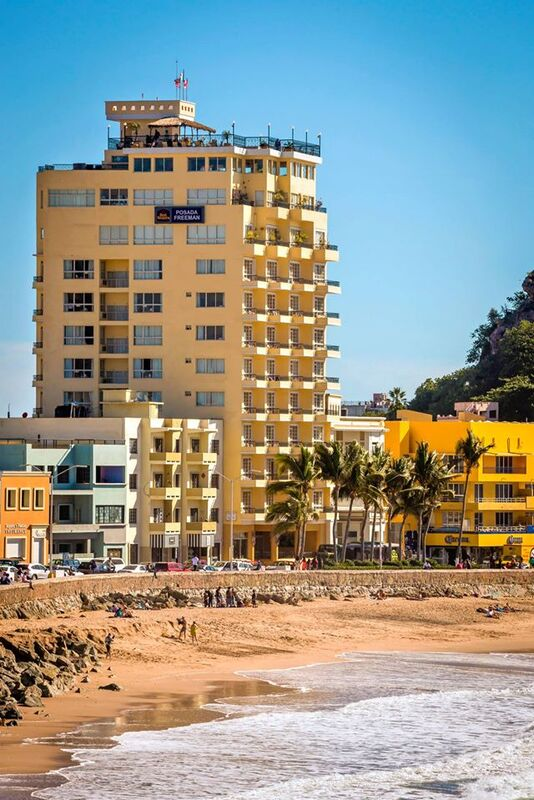 Hotel Posada Freeman - Centro Histórico
