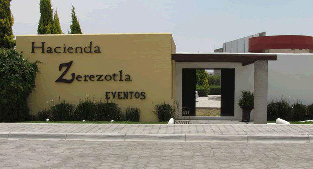 Jardín Hacienda Zerezotla