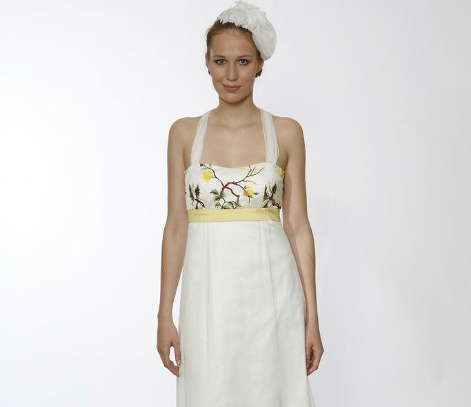 Beispiel: Ihr Kleid für den schönsten Tag im Leben, Foto: JAAP Onlineshop.