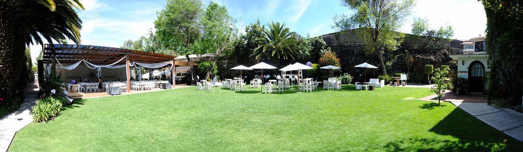 Jardín Santa Úrsula
