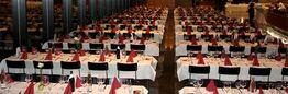 Beispiel: Großveranstalungen, Foto: Seepferdchen's Catering.