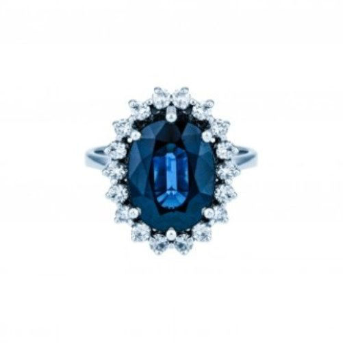 Beispiel: Verlobungsring, Foto: Juweliere Ellert.