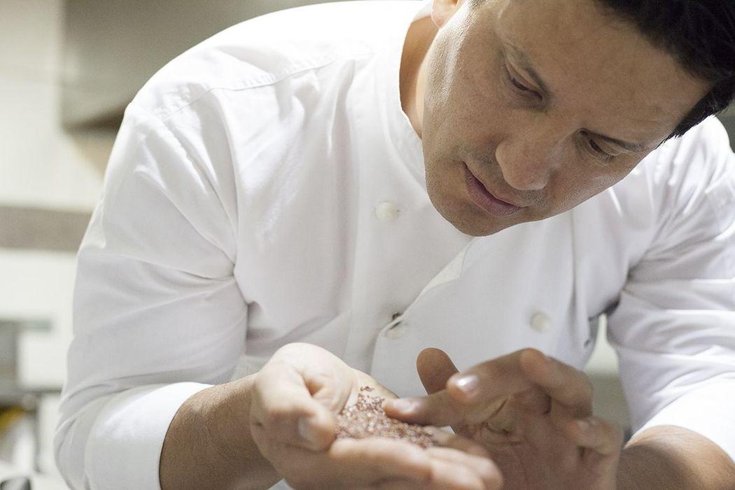 Chef Flavio Solórzano