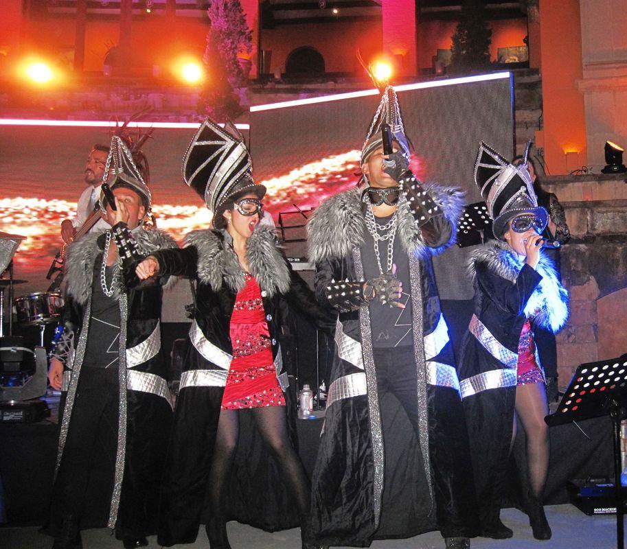 Grupo Musical Amatista