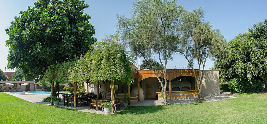 Casa Hacienda Queirolo