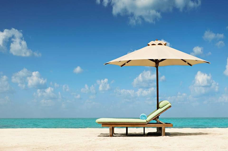 Beispiel: Traumhafter Strand, Foto: FTI Touristik.