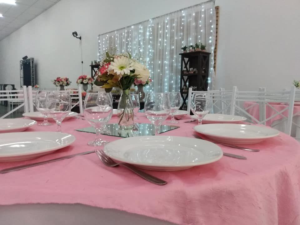 Buffet Malu Festas