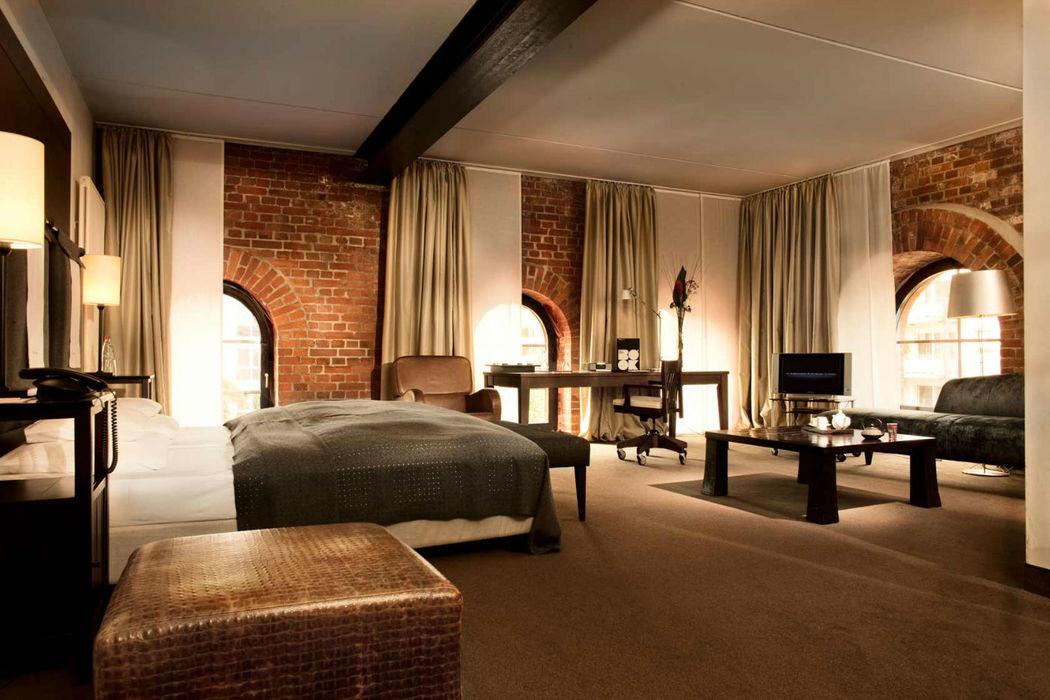 Beispiel: Superior Suite, Foto: Gastwerk Hotel.