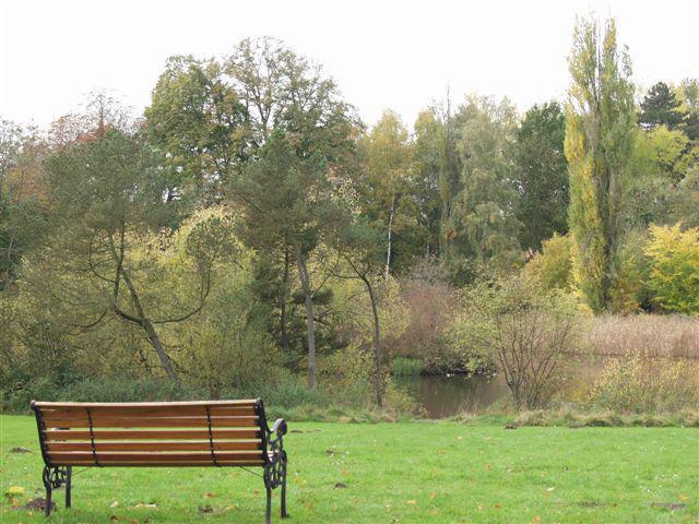 Beispiel: Schlossgarten, Foto: Schloss Neetzow.