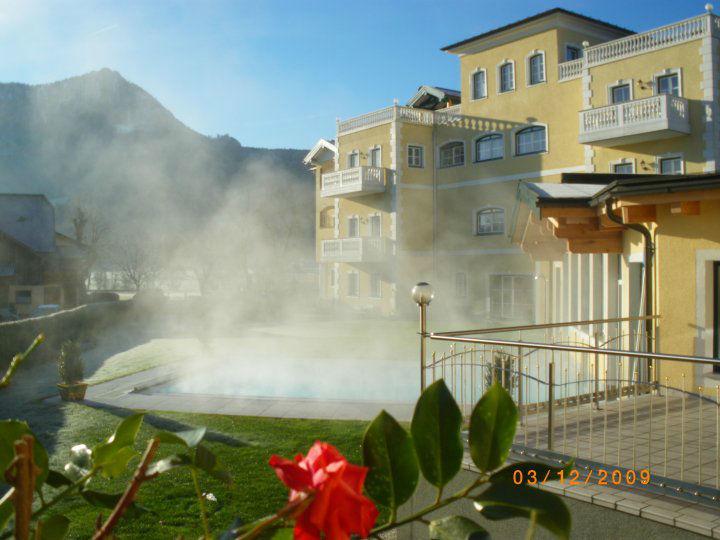 Beispiel: Außenpool, Foto: Hotel Eichingerbauer.