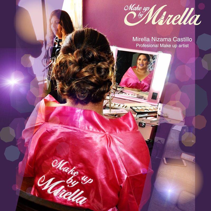 Make Up By Mirella