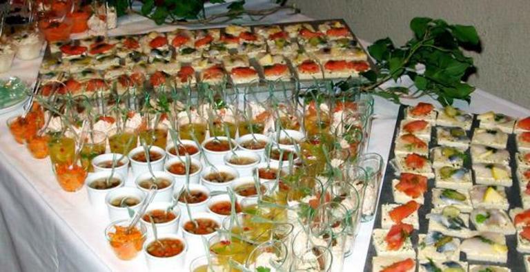 Geismar Traiteur - Organisateur de mariage - amuses-bouche gourmands et verrines