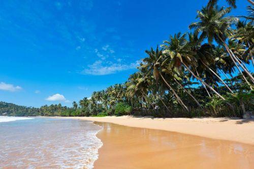 Beispiel: Paradiesische Strände, Foto: Shanti Travel.