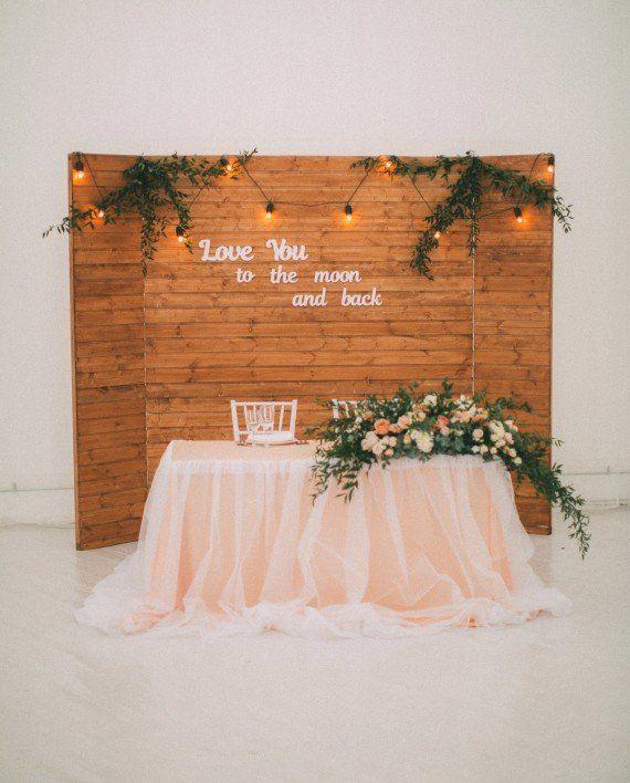 Аренда свадебного декора Altme