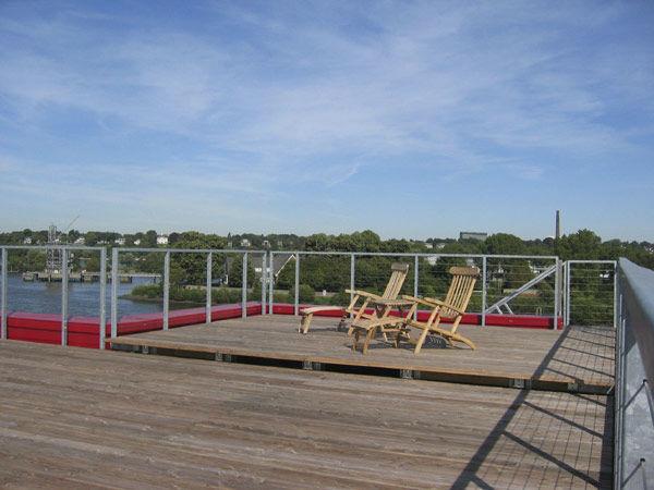 Beispiel: Dachterrasse, Foto: Fleet 3.