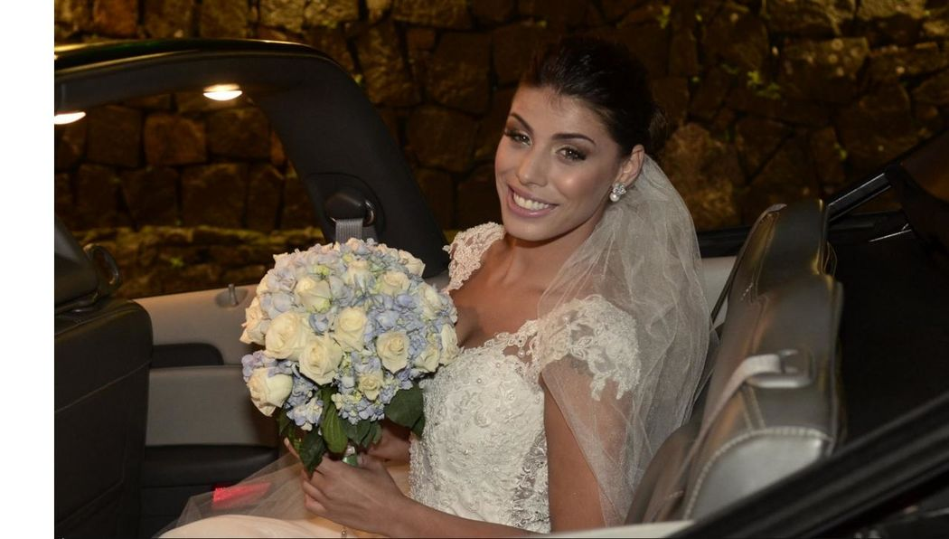 Noiva Fran Almeida - Alto da Boa Vista