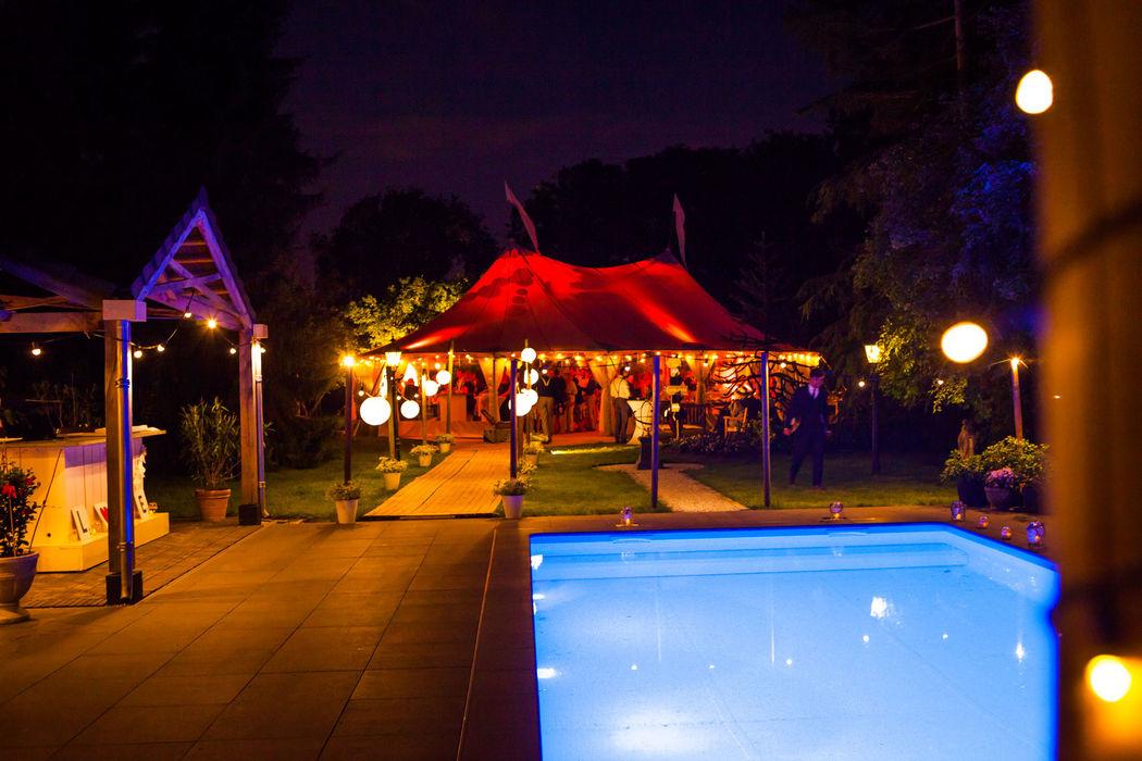 Trouwen in de achtertuin? Lot's Weddings & Events helpt jullie daarbij!