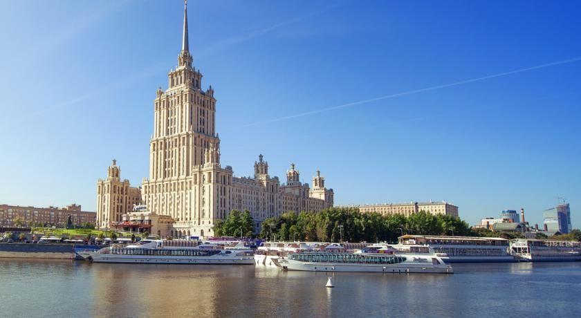 Отель Москва  официальный сайт отеля в центре города