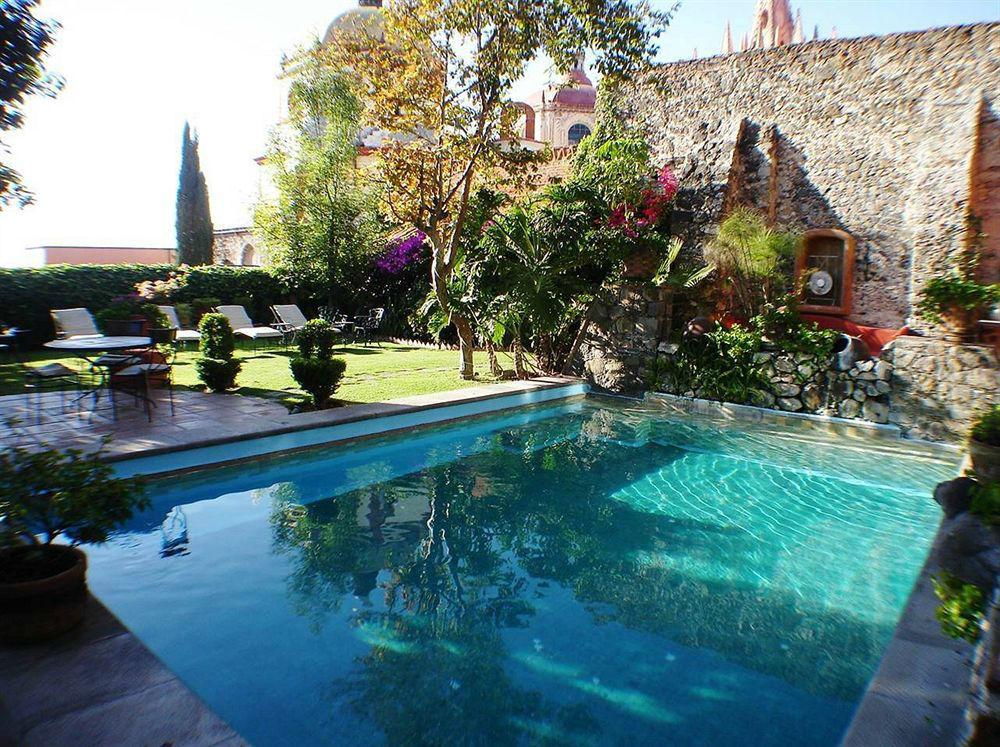 Hotel Villa Rivera en San Miguel de Allende.