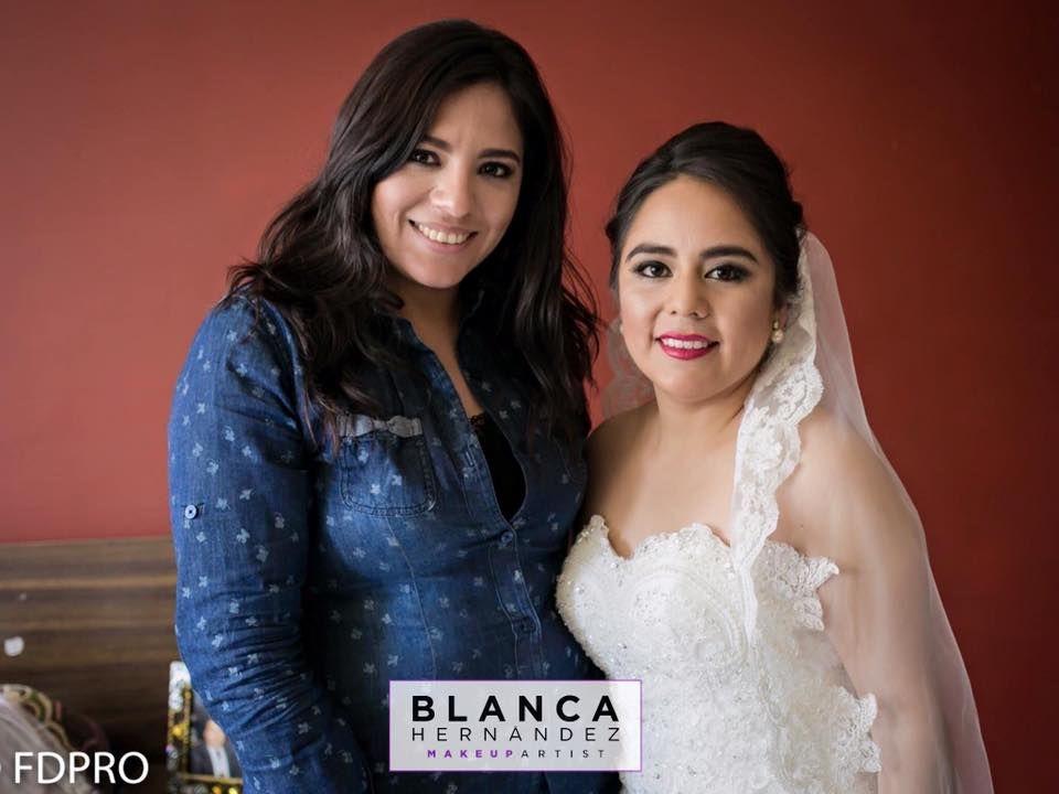 Blanca Hernández Make Up Artist