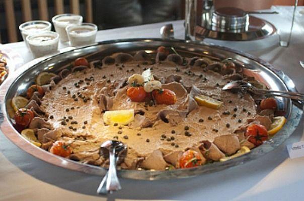 Beispiel: Kulinarisches, Foto: Mississippi Queen Nürnberg.