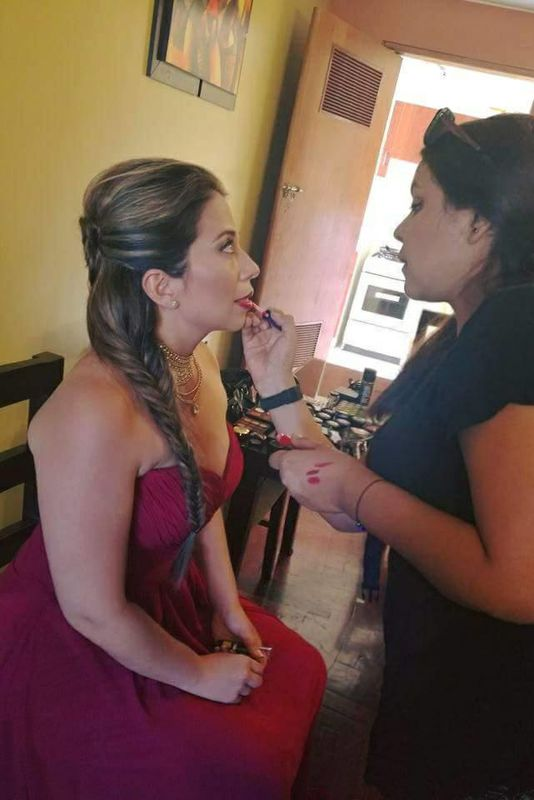Sofia C.Make-Up Artist.