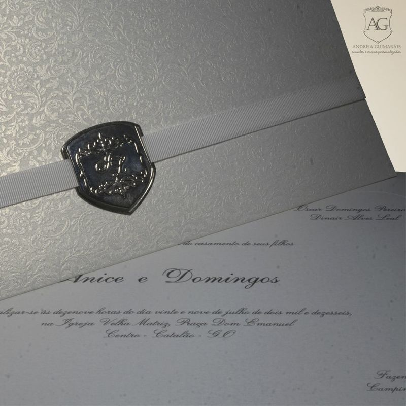 Andréia Guimarães Convites
