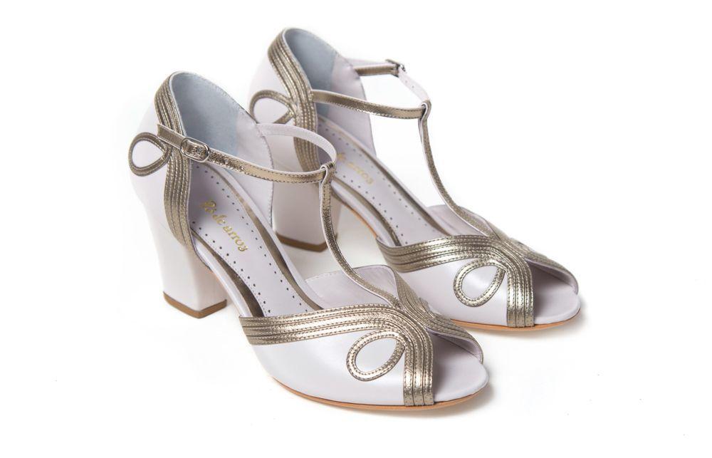 Sapato Louise Blush