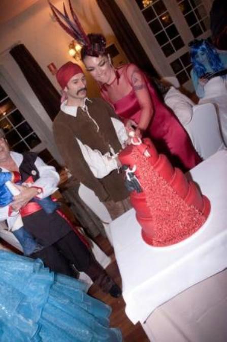 Especialistas en bodas temáticas