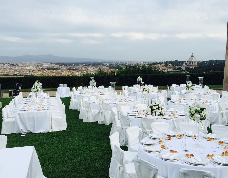 Roma Party Service